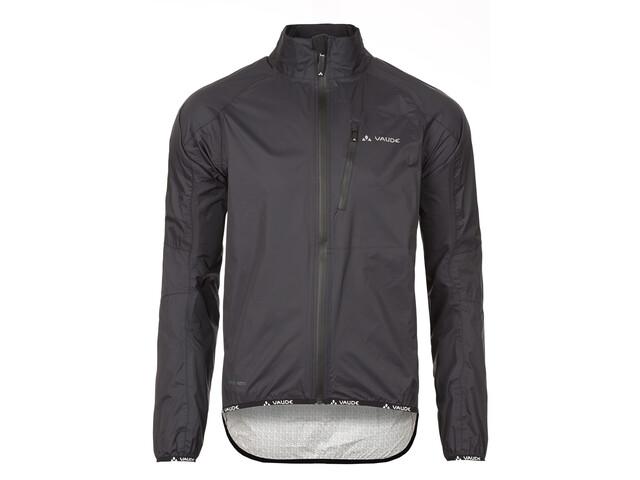 vaude drop iii jacket men black online kaufen. Black Bedroom Furniture Sets. Home Design Ideas